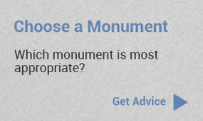 Choose a Monument - Which monument is most appropriate? Get Advice